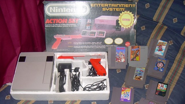 Mi Nintendo Entertainment System