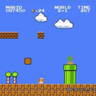 Super Mario Bugs – Parte I