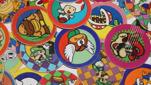 Barcelocos: los clásicos tazos de Mario y compañía
