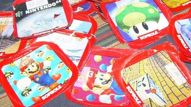 Álbum Super Mario 64 – Láminas 6 a 10
