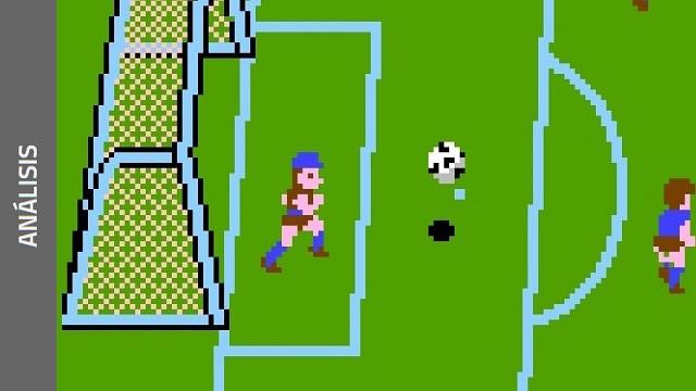 Análisis: Soccer (NES, 1985)