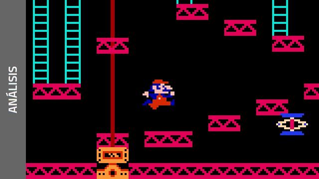 Análisis: Donkey Kong (NES, 1986)