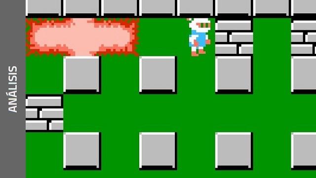 Análisis: Bomberman (NES, 1987)