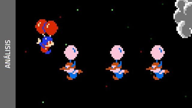 An谩lisis: Balloon Fight (NES, 1985)