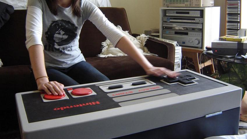 15 metamorfosis de un mando de NES