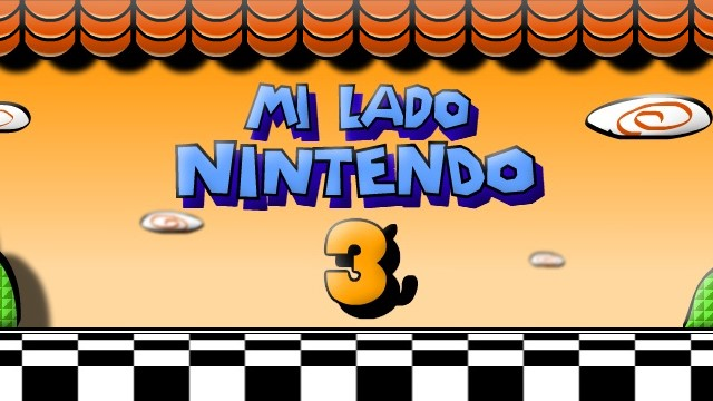 Tercer aniversario de Mi lado Nintendo