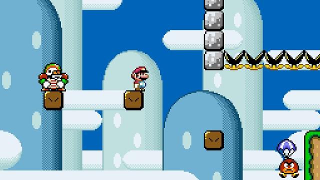 Kaizō Mario World, o un Mario condenadamente difícil