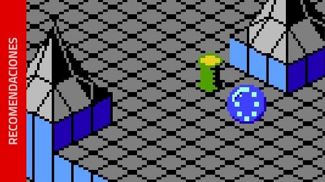 RecomendacioNES 2 – Marble Madness (1989)