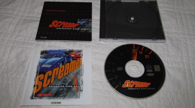 Screamer para PC completo.