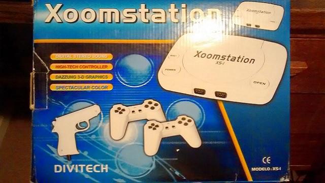 Xoomstation: una consola ridículamente impresionante