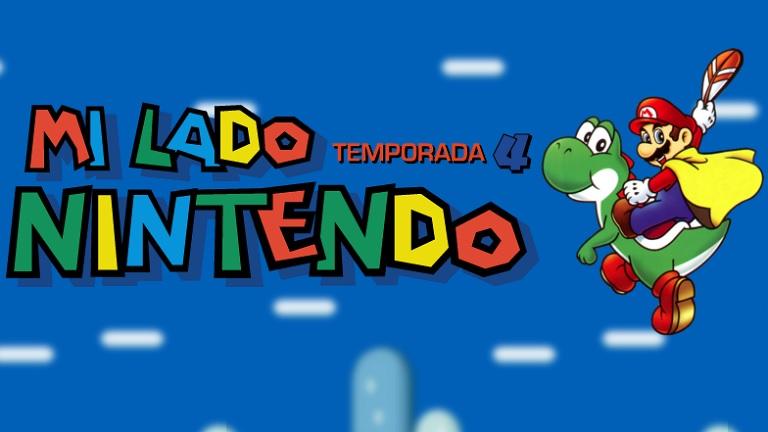 Inicio de la cuarta temporada de Mi lado Nintendo