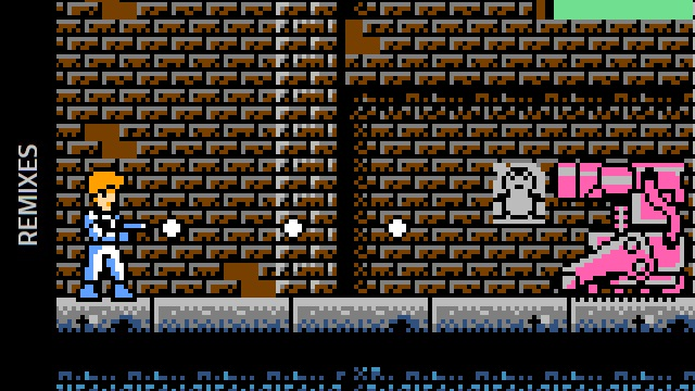 Remix: Journey to Silius – Stage 3