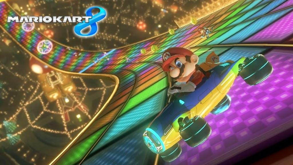 Una semana con Mario Kart 8