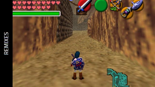Remix: The Legend of Zelda: Ocarina of Time – Gerudo Valley