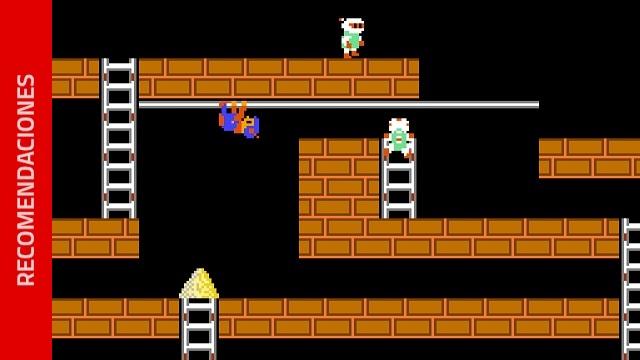 RecomendacioNES 6: Lode Runner (1987)