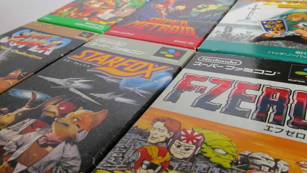 Cómo jugar juegos de Super Famicom en tu Super Nintendo