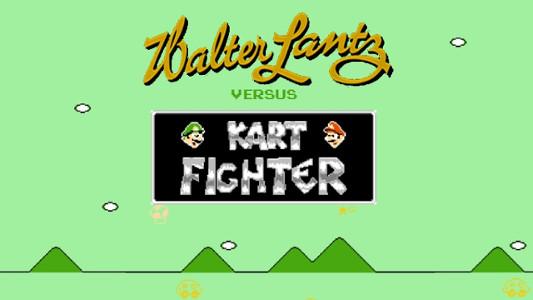 Walter Lantz vs. Kart Fighter