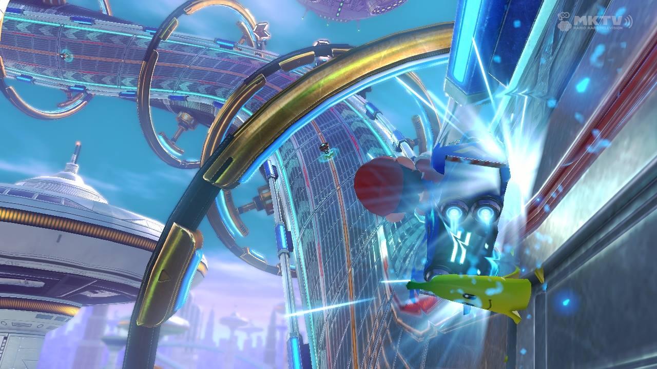 Impresiones sobre el primer DLC de Mario Kart 8