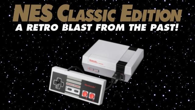NES Classic Edition: ¿El regreso de la clásica Nintendo NES?