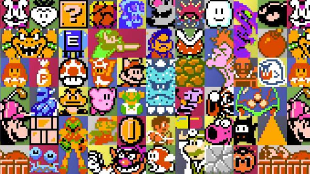Los pixeles de NES y Famicom regresan en gloria y majestad
