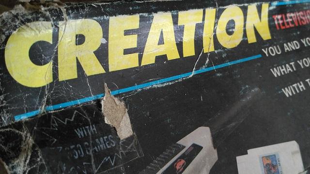 Creation: vida y obra de mi consola clónica de NES – Parte I