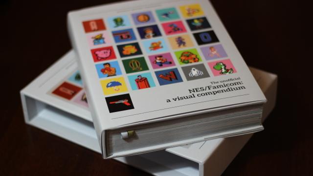 Un vistazo al libro NES/Famicom: a visual compendium